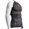 Compressport On/Off Multisport LS Shirt Unisex Grey/White